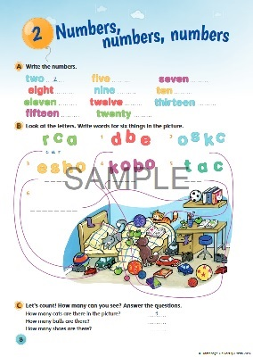 World of fun starters download this sample of fun for starters 4th edition and try out these fun activities with your students fandeluxe Choice Image