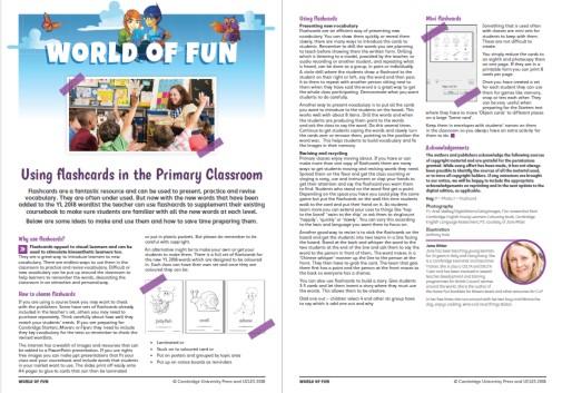 World of Fun | Movers